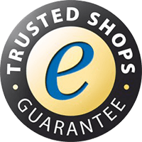 Certified by Trusted Shops